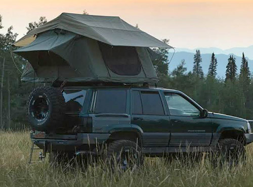 Wasatch Forester Rooftop Tent